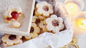 4 простых рецепта песочного печенья в домашних условиях