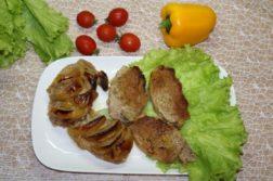 Свинина по-валлийски - Вторые блюда