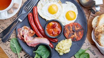 5 завтраков для идеального выходного дня
