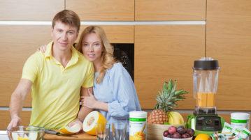 Алексей Ягудин и Татьяна Тотьмянина: 5 принципов здорового образа жизни - диеты