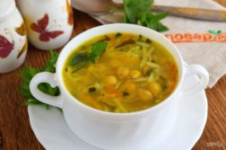 Оши бурида - супы на первое