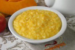 Каша из тыквы традиционная - Вторые блюда