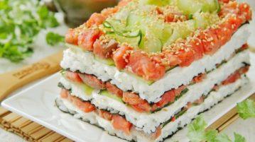 """Салат """"Суши"""" - салаты"""