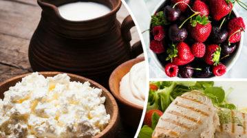 10 продуктов, которые нужно есть на ночь, чтобы похудеть - диеты