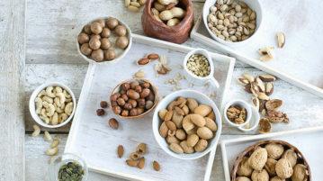 Орехи во время диеты - польза или вред? - диеты