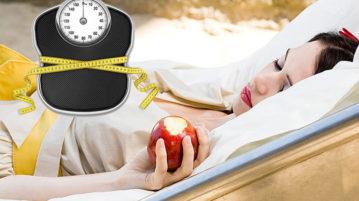 Минус два килограмма за ночь: 5 реальных способов похудеть во сне - диеты