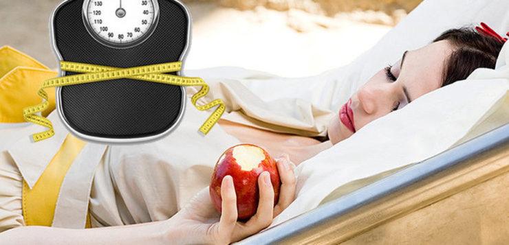 Минус два килограмма за ночь: 5 реальных способов похудеть во сне — диеты