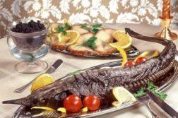 Рыба по-царски - Вторые блюда