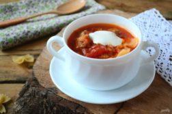Лазанья-суп (необычно, вкусно и просто!) - супы на первое