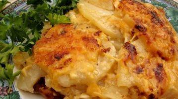 Мясо по-французски в мультиварке - Вторые блюда