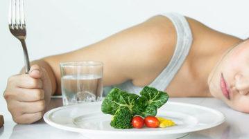5 проблем, которые могут возникнуть из-за строгих диет - диеты