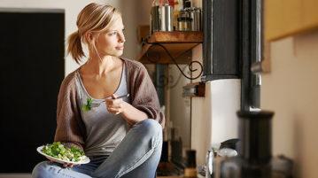 Похудеть за неделю: 8 пищевых привычек, которые в этом помогут - диеты