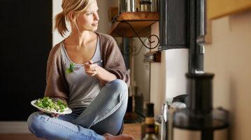 Проще некуда: 8 пищевых привычек, которые помогут тебе похудеть за неделю