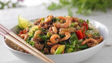 Азиатская кухня у тебя дома: 3 очень простых и аутентичных рецепта