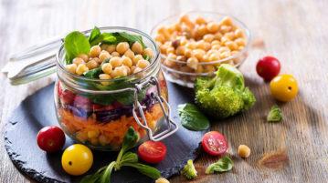 Сжигаем калории без голоданий: принципы вегги-диеты - диеты