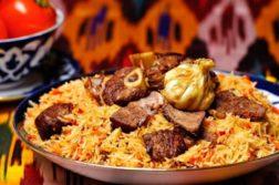 Узбекский Плов - Вторые блюда