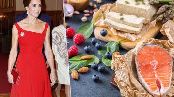 Королевская диета: секреты стройной фигуры Кейт Миддлтон