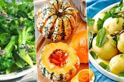 Сезонные продукты для похудения, которые доступны каждому - диеты