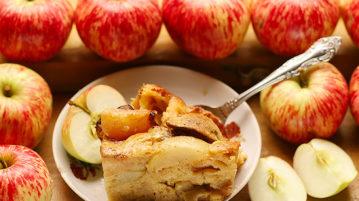 Шарлотка, цветаевский пирог и штрудель: рецепты  лучшей выпечки с яблоками