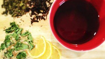 Рецепты чая для холодной погоды