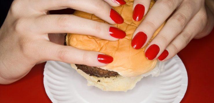 Как поесть в фаст-фуде и при этом не сильно согрешить против диеты — диеты