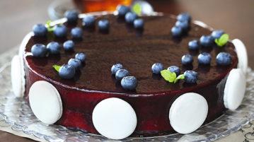 Синие ночи: рецепты сладостей с черникой