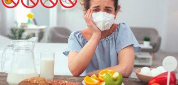 Особое меню: диета при аллергии