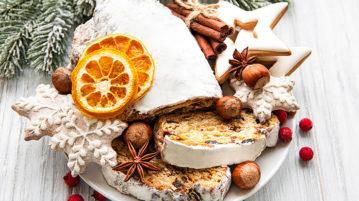 Рождественский штоллен: рецепт новогоднего кекса, который нужно печь уже сейчас