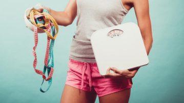 Фигура к Новому году: как худеть на полкило в день - диеты