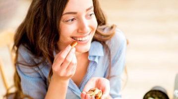 Дотерпеть до ужина: 5 полезных и вкусных перекусов - диеты