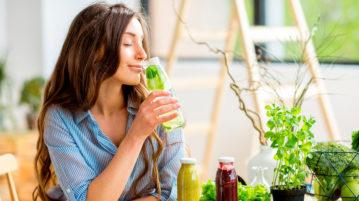 Детокс после праздников: плавно и эффективно - диеты