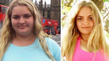 «Я была слишком ленива, чтобы меняться»: 19-летняя австралийка похудела на 63 кг за год - диеты